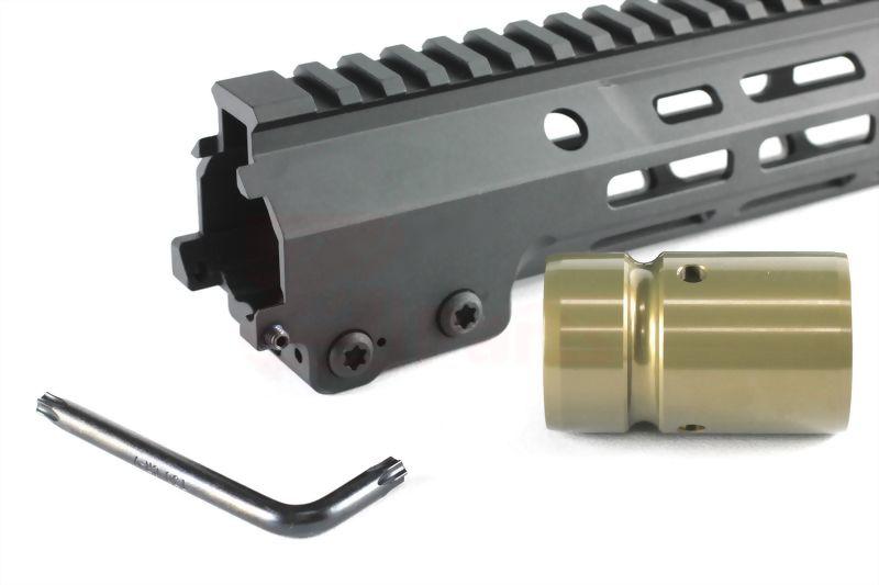 VFC Mk16 9.3'' Handguard-Black (FOR M4 AEG)