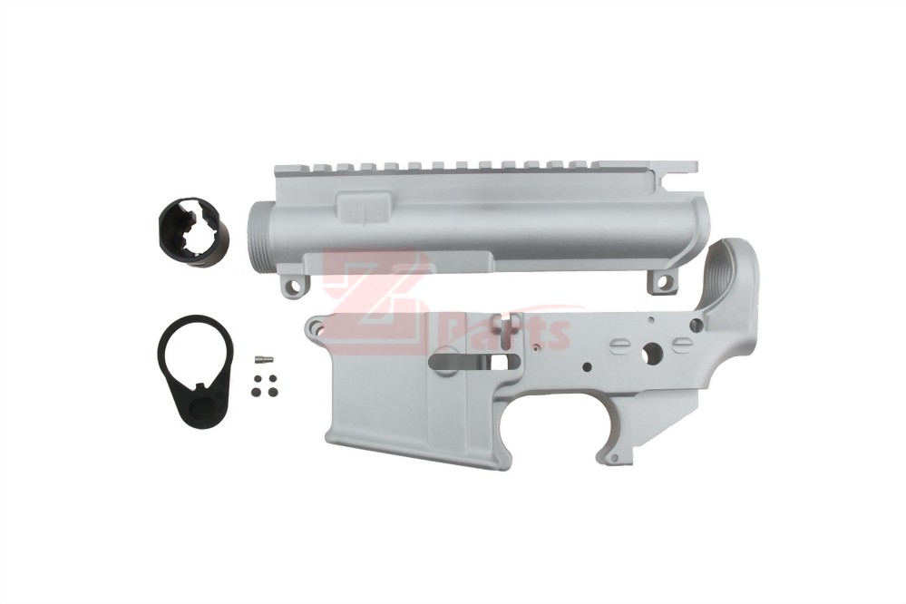 MARUI M4 MWS Forged Receiver Set (blank)