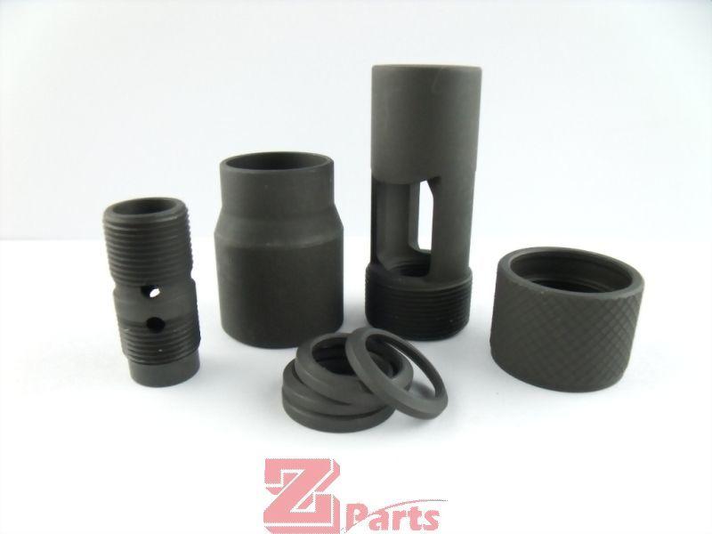 SYSTEMA Mk12 Mod1 Set-Steel Barrel
