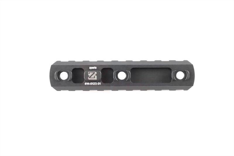 M-LOK Aluminum Rail, 9 Slots