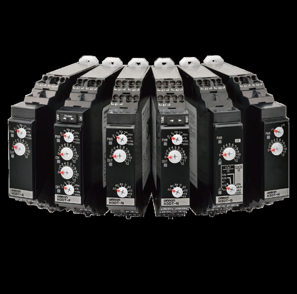 H3DT 系列 固態計時器