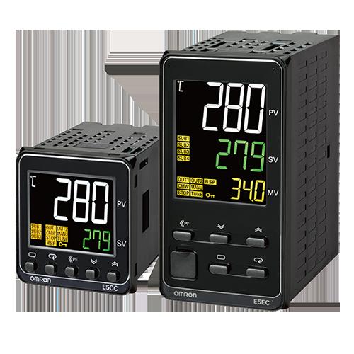 E5CC 系列 數位溫度控制器