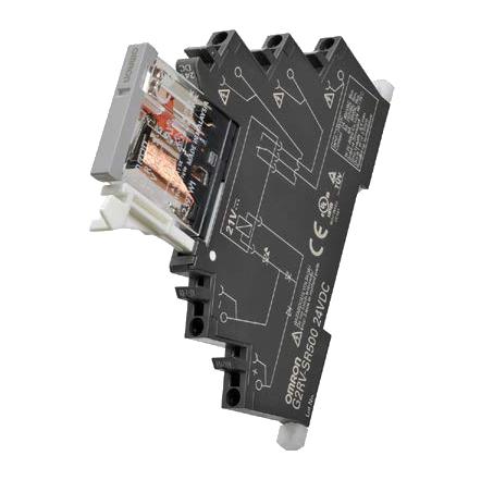 G2RV-SR/G3RV-SR 薄型 I/O 繼電器