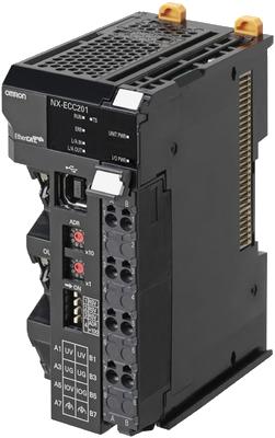 NX-ECC EtherCAT 耦合模組