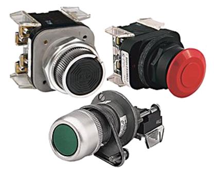 800T 系列 30mm按鈕