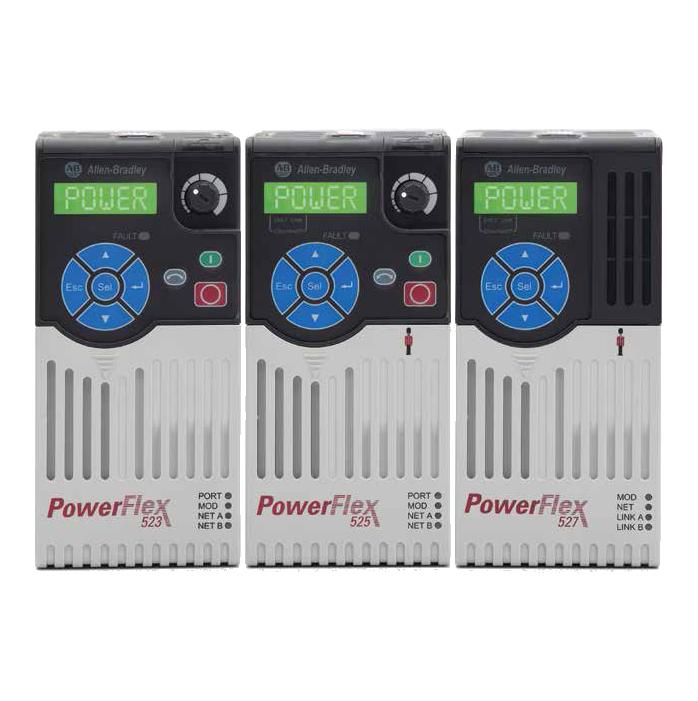 25A/25B/25C 系列 PowerFlex 523/PowerFlex 525/PowerFlex 527