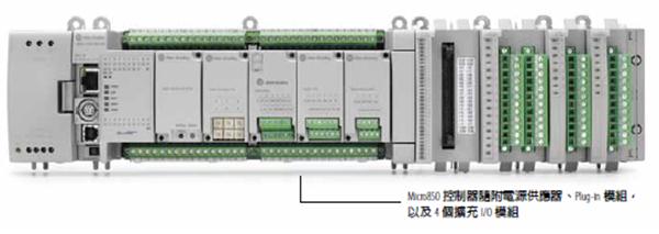 2080 系列 Micro800 控制系統