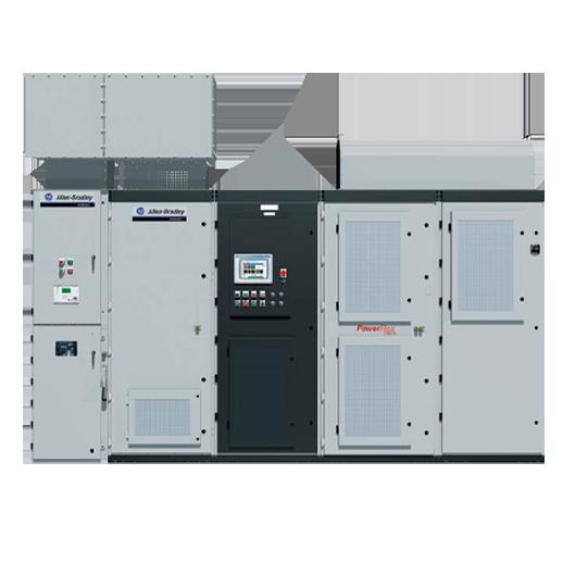 7000 系列 PowerFlex 7000中壓交流變頻器