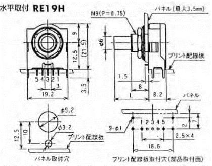RE19 系列