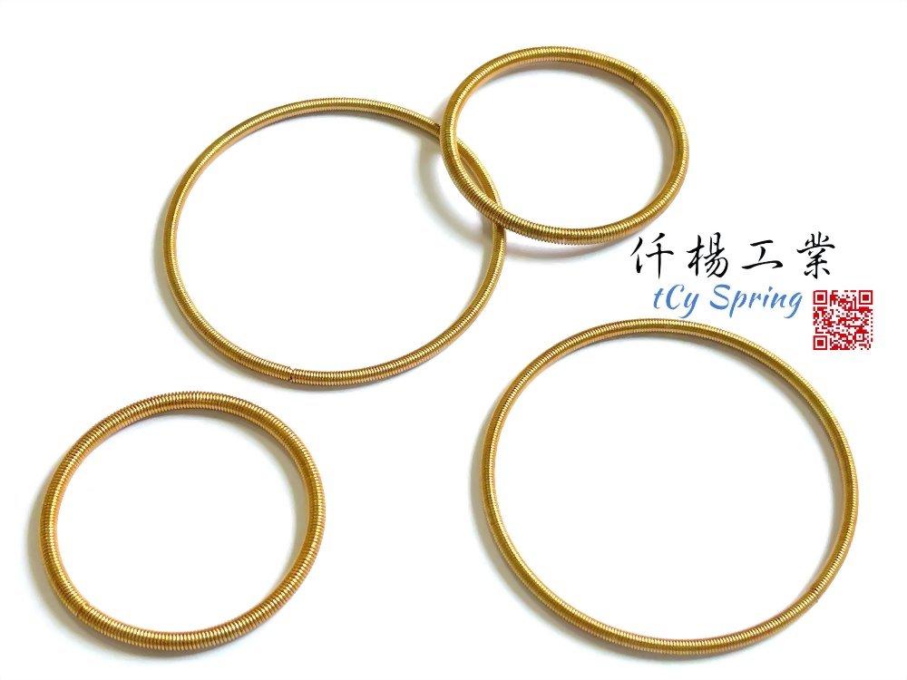 環形油封彈簧-環形彈簧