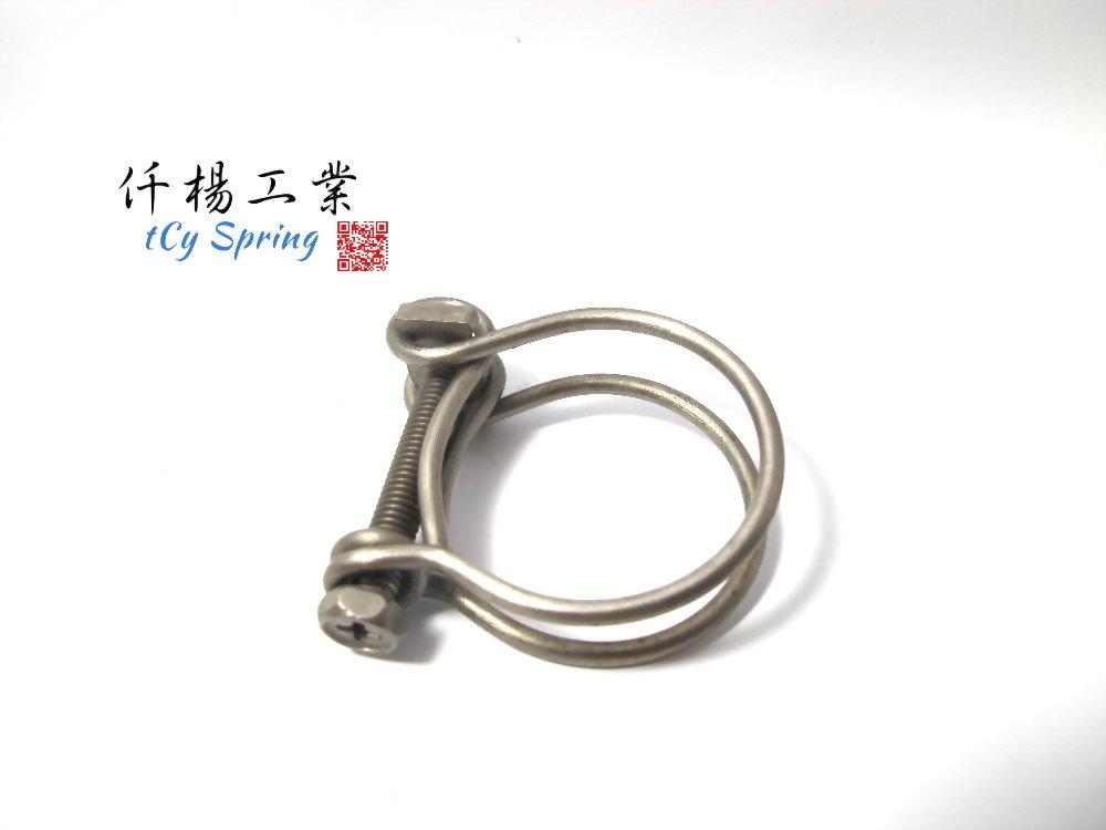 彈簧組裝代工-水管夾