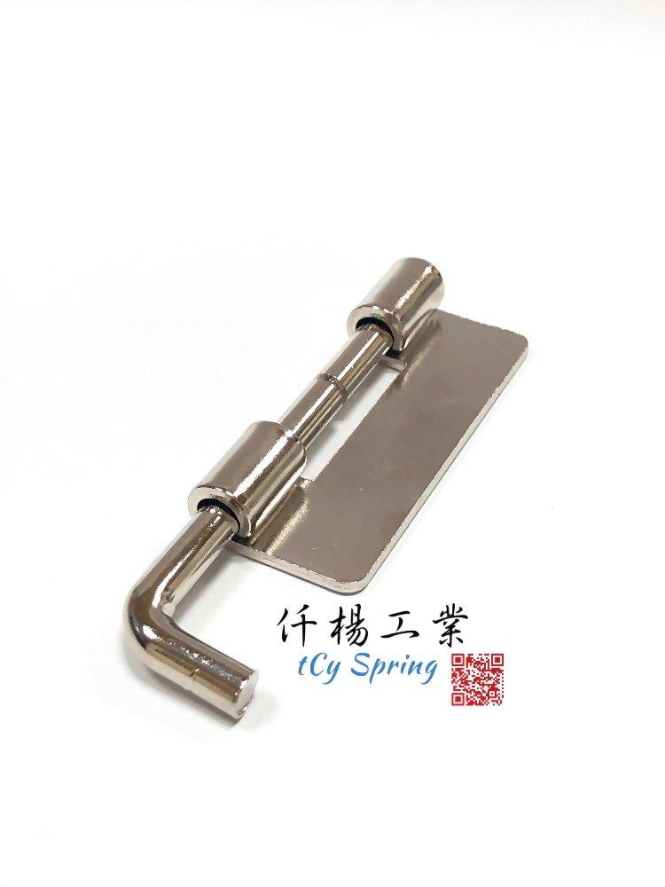 彈簧組裝代工-門閂 (2)
