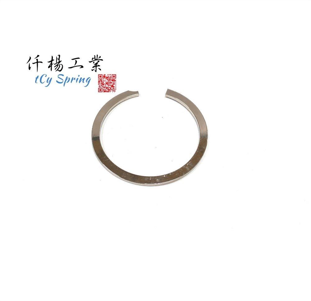 扁線扣環-卡簧 4