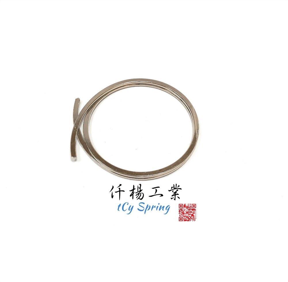 扁線扣環-卡簧 6