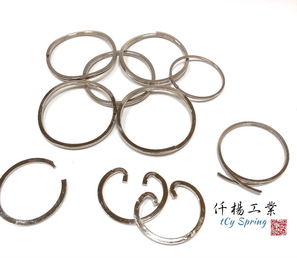 扁線扣環-卡簧 9