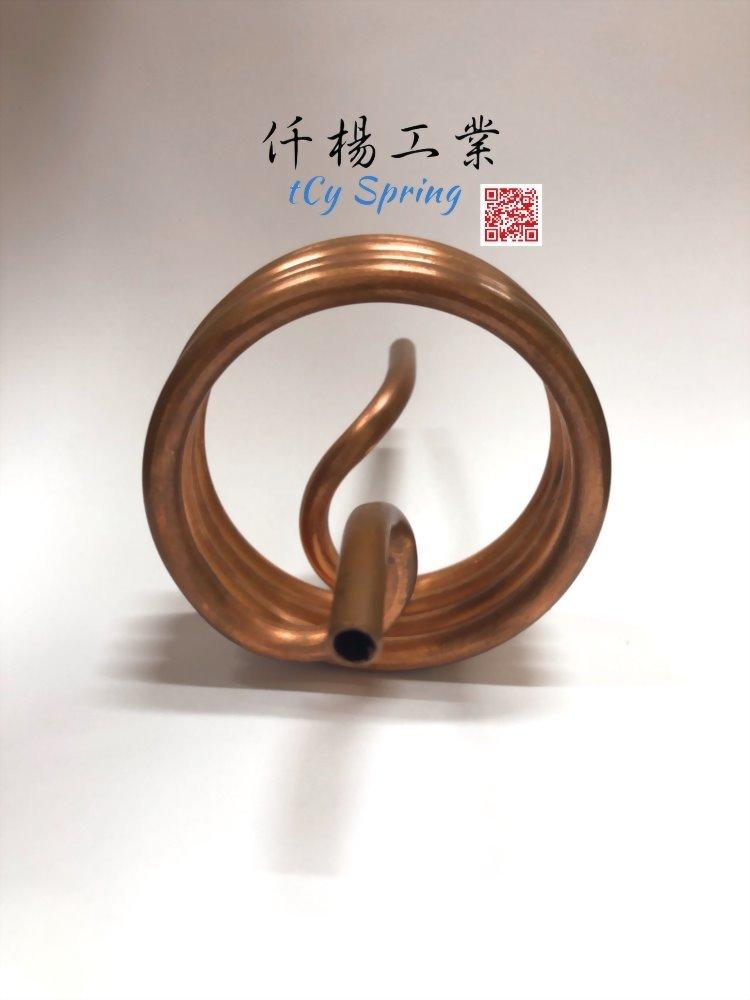異型彈簧/特殊彈簧-銅管