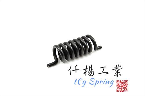 單扭轉彈簧(單扭力彈簧)-樞紐