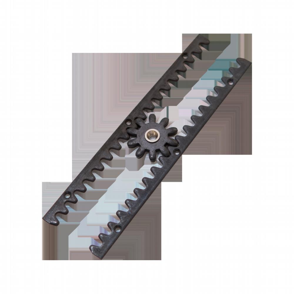 餐桌滑軌: 舊齒 / 新齒