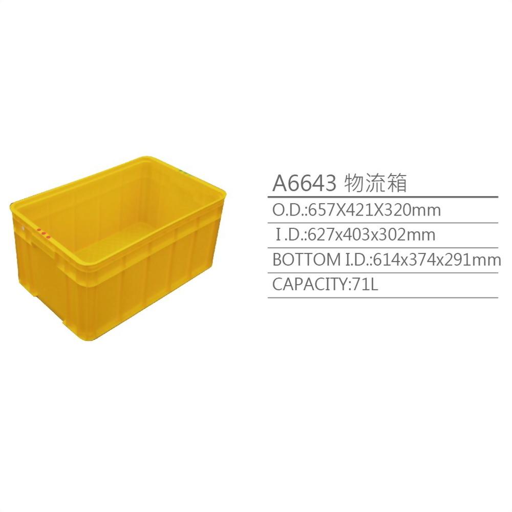 plastic crate, storage box, logistic box
