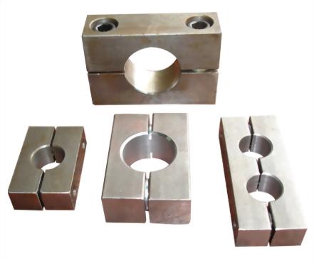 鐵管束 配管固定座