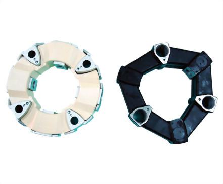連軸器 引擎連結器 聯軸器 连接胶总成