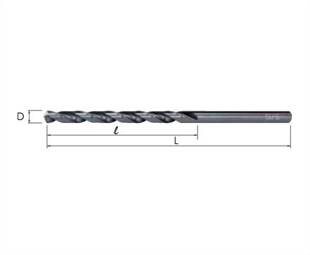 L-1210~1230-直柄長鑽頭