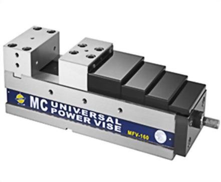 CNC精密倍力虎鉗-一般型 MFV