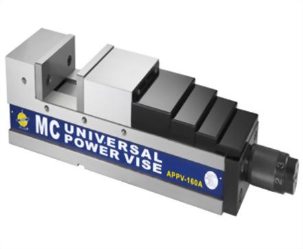 CNC精密倍力虎鉗-定壓增壓型 AFPV