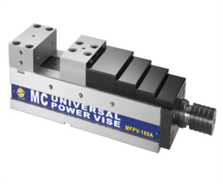 CNC POWER MACHINE VISE - MACHINE TYPE