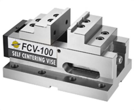 同動求心虎鉗 FCV-100