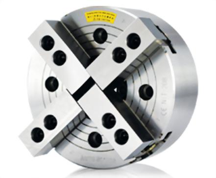 NIT-200 四爪中空油壓夾頭(不含連接板)