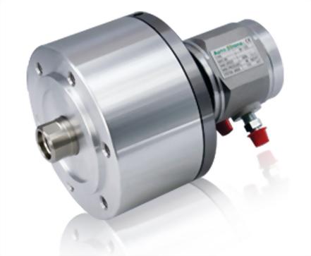 MS 中實迴轉油壓缸(含逆止閥)