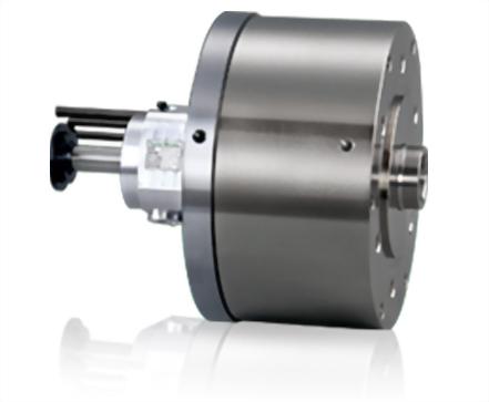 MS250C/MS300C 中實迴轉油壓缸(含逆止閥、檢知裝置)