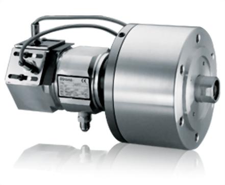 MS-C 中實迴轉油壓缸(含逆止閥、檢知裝置)