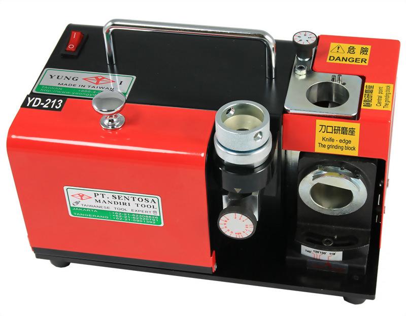 Drill Re-sharpening Machine  Portable Drill Bit Sharpening Machine