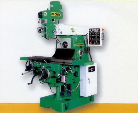 TC-2GA Bed Type Vertical & Horizontal Boring Milling Machine