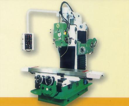 TC-CB 6VH Bed Type Vertical & Horizontal Boring Milling Machine