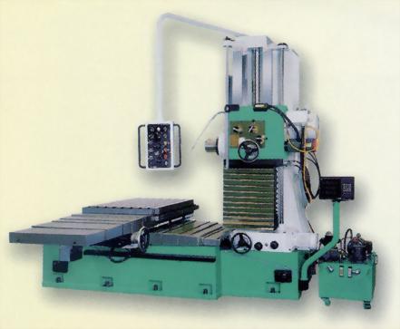 TC-CB85A Bed Type Vertical & Horizontal Boring Milling Machine
