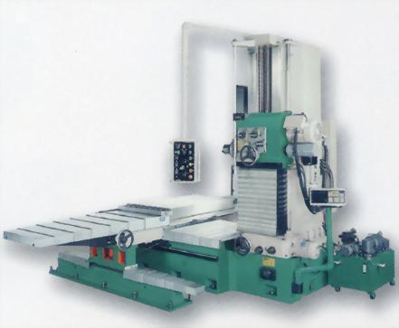 TC-CB90 Bed Type Vertical & Horizontal Boring Milling Machine