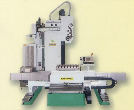 TC-CNCH-1000G Horizontal Machining Center