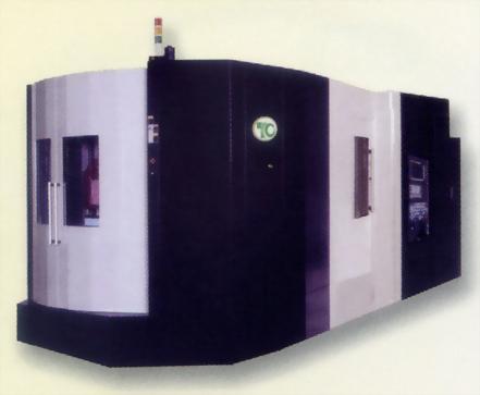TC-MCH500CG Horizontal Machining Center