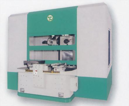 TC-MCH630CG Horizontal Machining Center