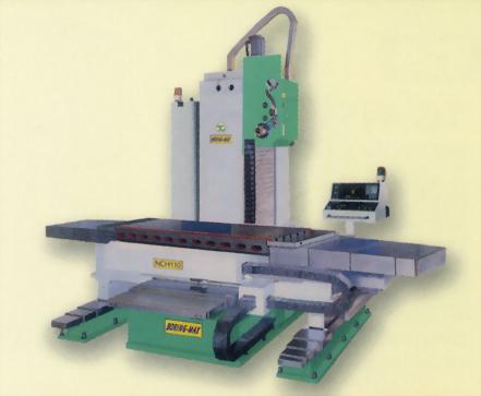 TC-NCH-2300 Horizontal Machining Center