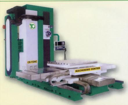TC-W110G-CNC Horizontal Machining Center