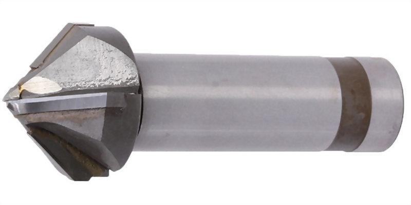 焊刃式倒角銑刀 (銑削用)