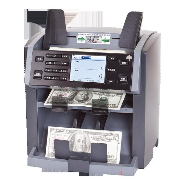 多國外幣點驗鈔機 NC-6500
