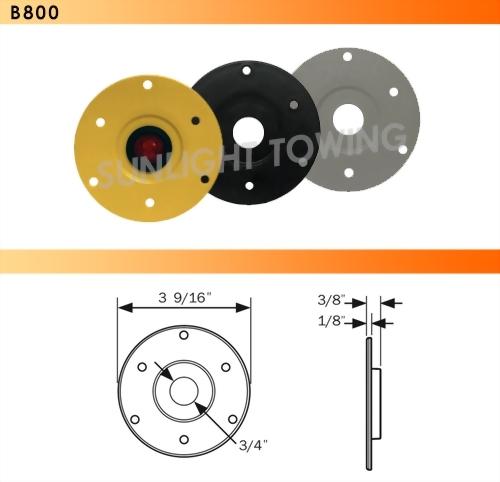 """Adaptor Flange For 3/4"""" M/C Lights"""