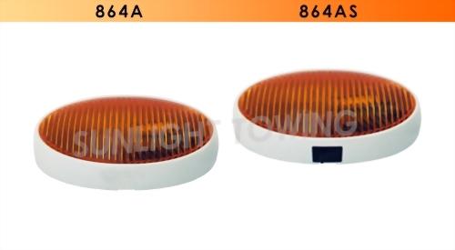 Oval Porch / Utility Light