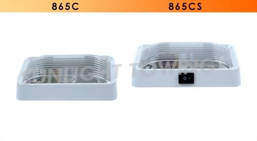 Rectangular Porch / Utility Light