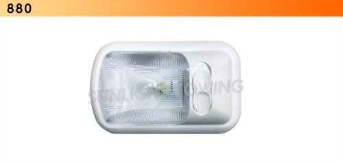 Single RV Ceiling Light
